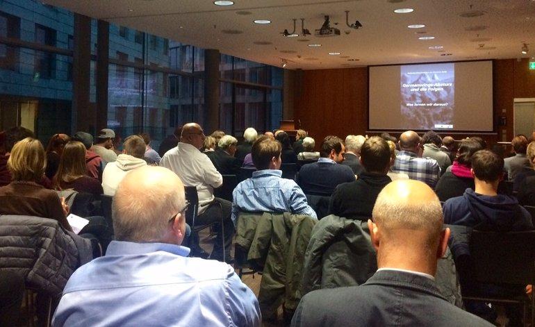 Diskussion über die Berichte zum Germanwings-Absturz