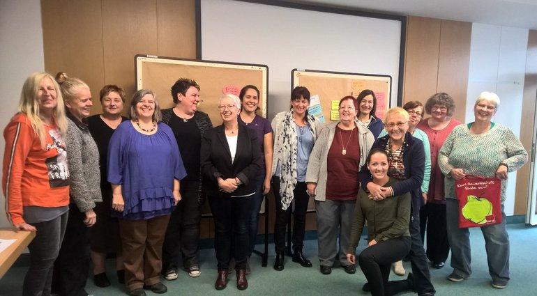 Klausur des Bezirksfrauenrats vom 21. bis 22. Oktober 2017 in Eislingen