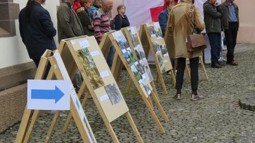Antikriegstag 2018: Gedenkveranstaltung 01.09.2018 in Bisingen
