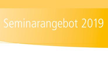 Seminarangebote 2019 des Bezirk Fils-Neckar-Alb