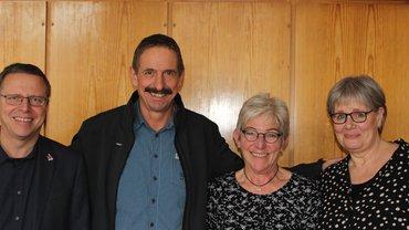 Ursel Spannagel nach 28 Jahren Vorsitzende der Gesamtmitarbeitervertretung der BruderhausDiakonie verabschiedet.
