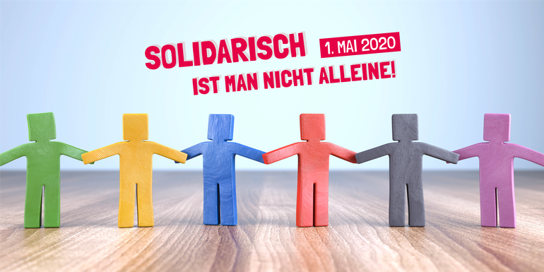 #SolidarischNichtAlleine