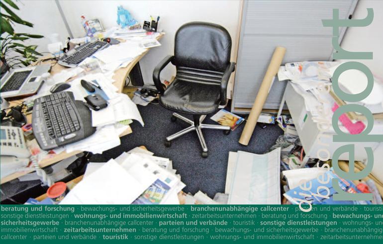 die besonderen (01/2020): Magazin des Fachbereich Besondere Dienstleistungen