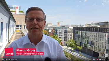 ver.di Baden-Württemberg stellt sich neu auf