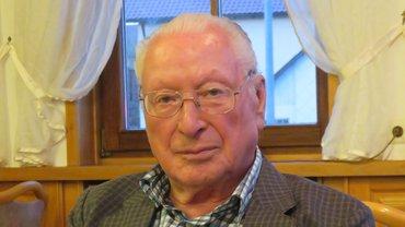 93. Geburtstag von Herrn Hans Martin