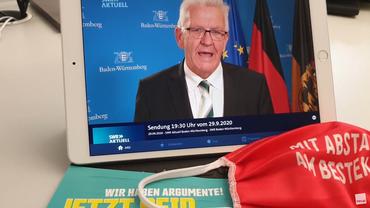 Offener Brief an Ministerpräsident Winfried Kretschmann