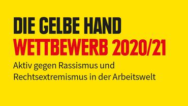 Die Gelbe Hand 2020/2021