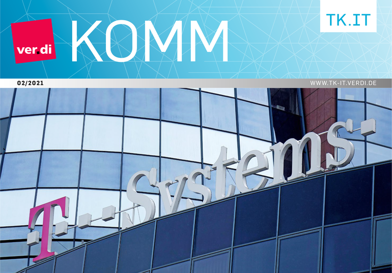 Magazin KOMM (02/2021)