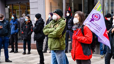 Kundgebung: Gegen rechte Verschwörungstheorien