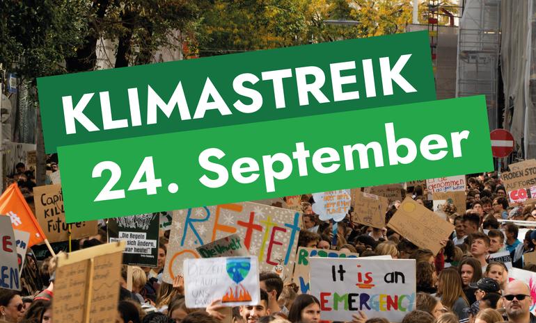 Wir sind dabei, denn Klimaschutz geht nur sozial!